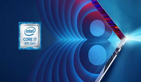 Intel 8th-generation processor