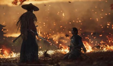 Ghost of Tsushima - Release Date
