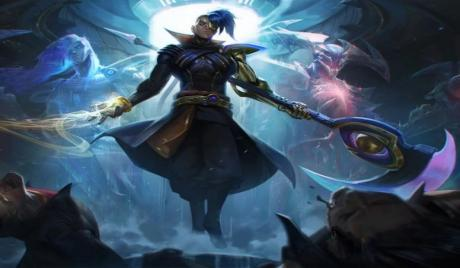 League of Legends, Teamfight Tactics, TFT Galaxies