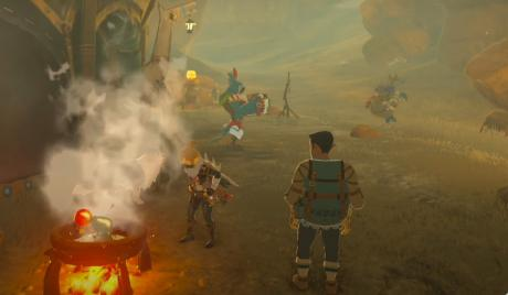 Zelda: Breath of the Wild Best Recipes
