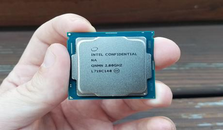 The Core i5-8400 is a great mainstream gaming CPU