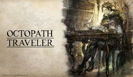 Octopath Traveler Review, octopath game review
