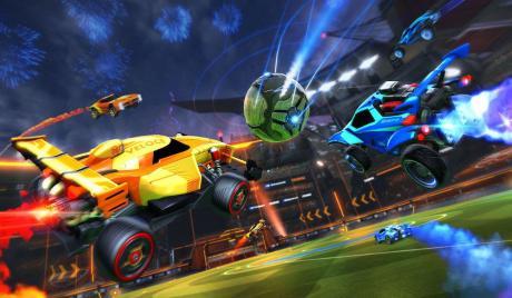 Rocket League Best Plays