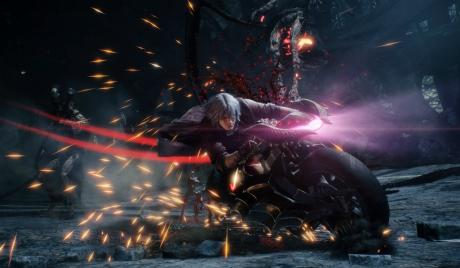 Devil May Cry, Devil Arms, Hack and slash