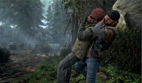 Where are all of the Days Gone Ambush Camps?