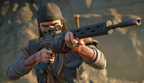 zombies, Undead, zombie games, zombie shooter, horror games, Days Gone, assault rifles, rifles, weapons,