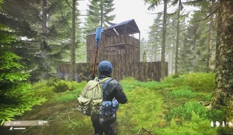 DayZ How To Make a Base