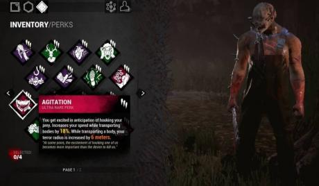 Dead By Daylight Best Killer Perks