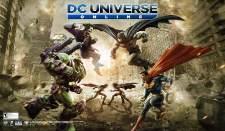 DC Universe Online Characters: Heroes and Villains