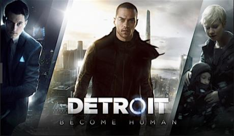 Detroit: Become Human, wallpapers, top ten, screenshots, 2018