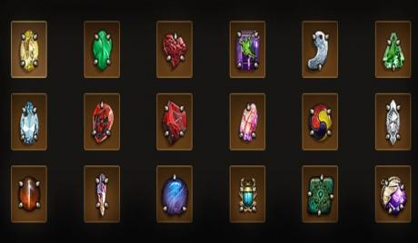 Diablo 3 Legendary Gems