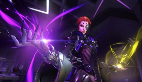 Overwatch Best Moira Skins