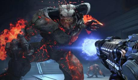 Doom, Doom Eternal, Gameplay Features