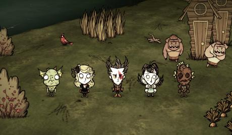 Don't Starve Together Best Beginner Characters
