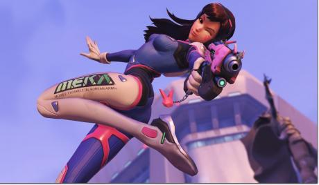 D.Va Counter