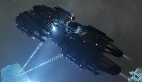 Eve Online Best Mining Ships