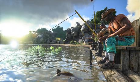 Ark Survival Evolved Best Fishing Baits