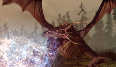 Dragon Age Origins Builds