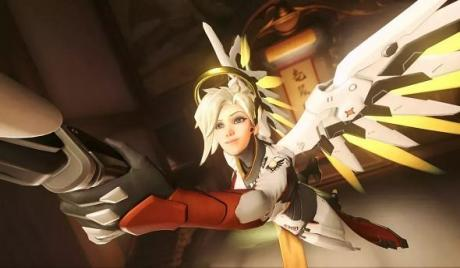 Overwatch Best Mercy Skins