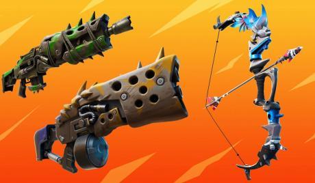Fortnite Best Guns
