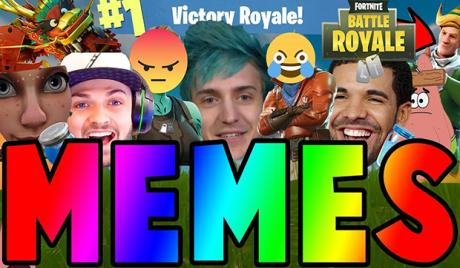 Fortnite Funny Memes Top 10 Best