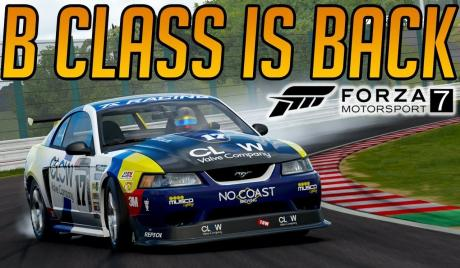 Forza 7 best B class cars you must watch out for