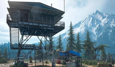 Days Gone Best Camps
