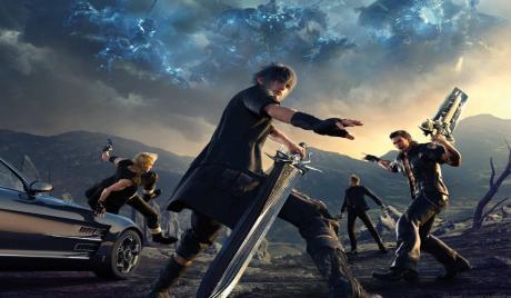 Games Like Final Fantasy XV