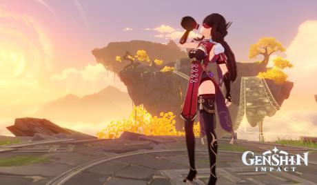 Genshin Impact Most Beautiful Characters
