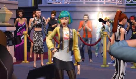 Sims 4: Get Famous Review