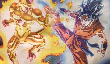 Goku Best Fights