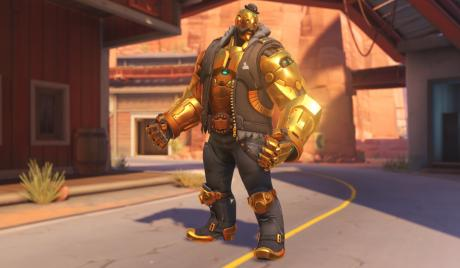 Overwatch Best Gold Guns