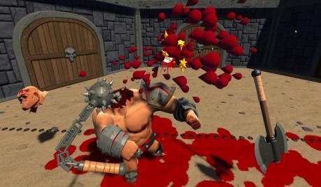 GORN, gorn 2019, hack and slash, games like gorn, gorn gameplay
