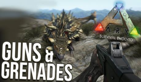 Ark Survival Evolved Best Guns