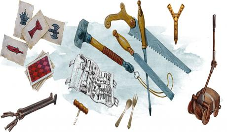DnD Best Artisan Tools