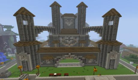 Awesome Minecraft Castle