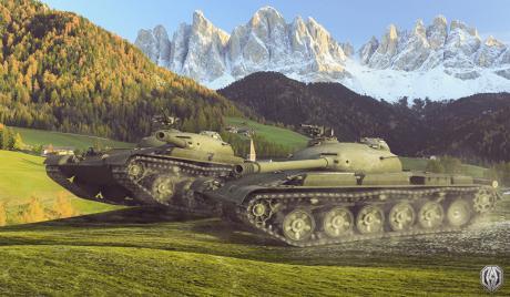 The best medium tanks in World of Tanks