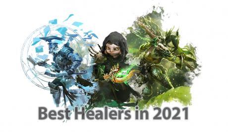 Guild Wars 2 Best Healers