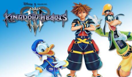 Kingdom Hearts 3 Characters
