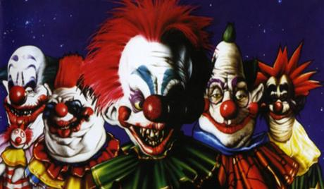 Horror Movies With Clowns