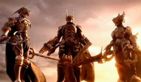 We all wanted armor from the keyblade wars.