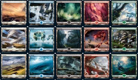 MTG Arena Best Land Cards