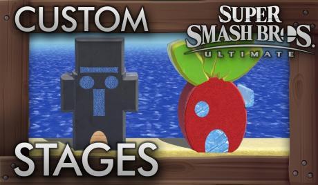 Smash Ultimate Best Custom Stages