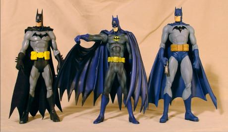 The best Batman action figures