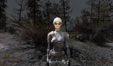 Fallout 76 best under armor