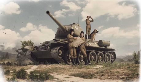 World of Tanks Best Commander Skills