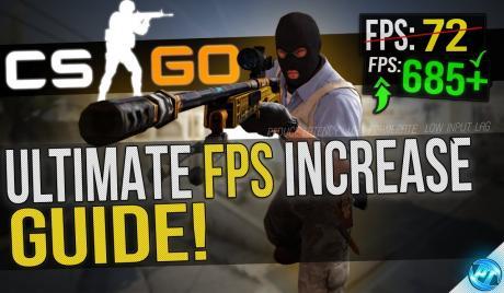CSGO Best Settings For High FPS