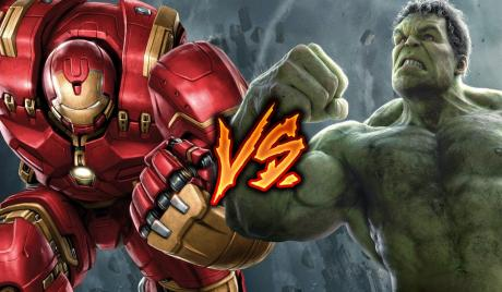Iron Man vs. Hulk who wins