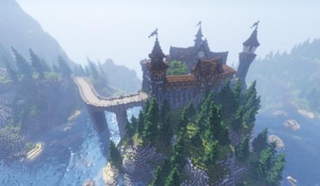 Minecraft Best Castle Seeds
