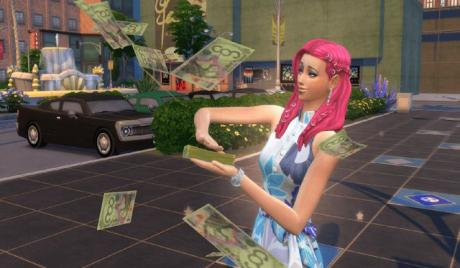 the sims 4 making money, sims 4 make money, how to make money sims 4, sims 4 how to make money, sims 4 making money
